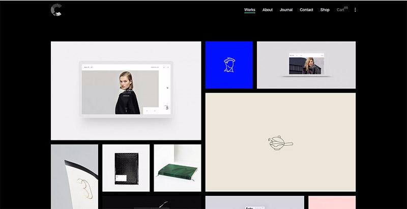 Calafate Themes Creer Site Web Agence Creative