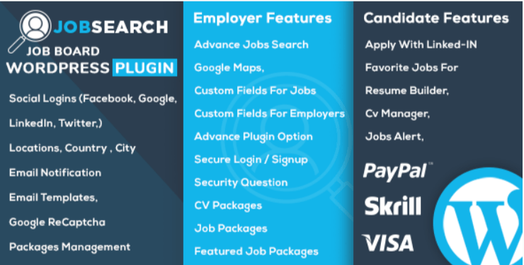 5 WordPress plugins to create a job offers website | BlogPasCher