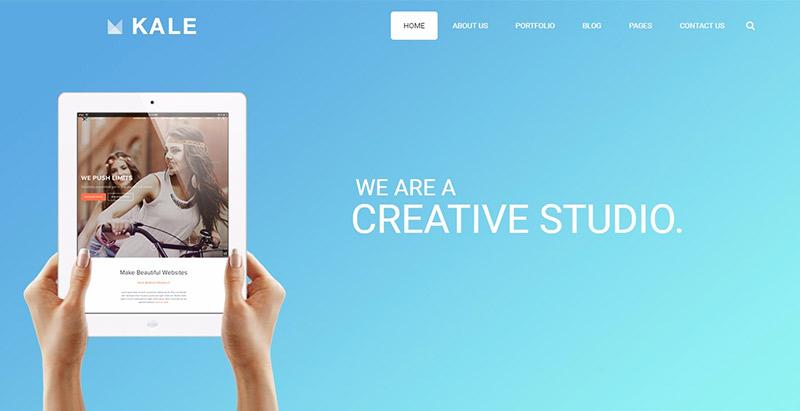 Temas de 10 WordPress para crear un sitio web de Enterprise de ...
