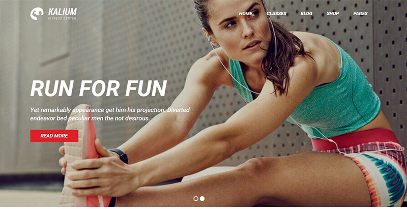créer un site Web - kalium-themes-wordpress-gymnases-equipes-sportives