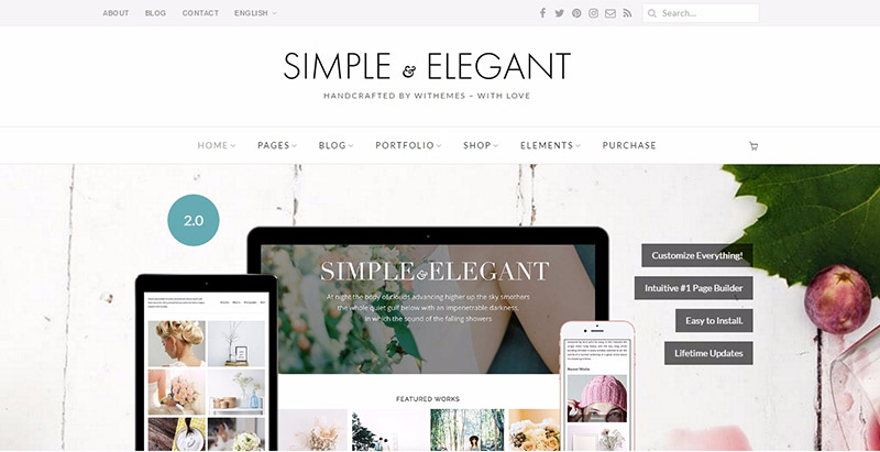 -elegantes-10-temas single-wordpress-próprio-minimalista-create-site-agência-portfolio-site-business