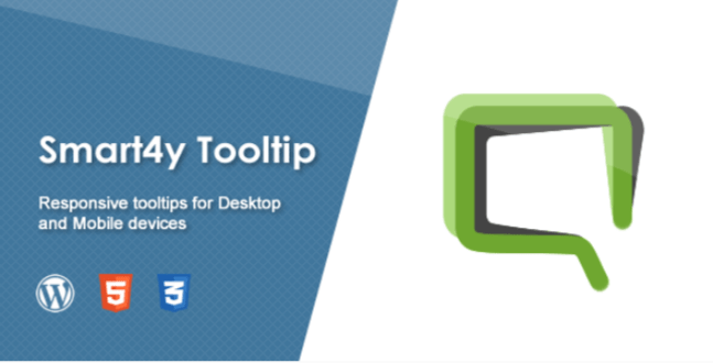 Smart4y tooltip responsive wordpress plugin