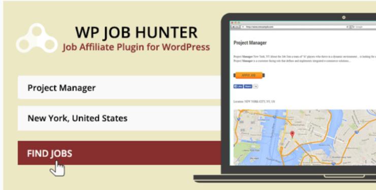Wp job hunter wordpress job board