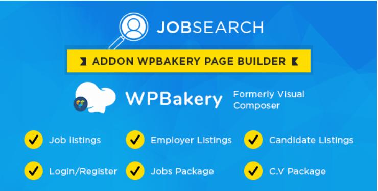 meilleurs plugins WordPress -Wp jobsearch