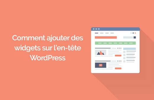 Cómo añadir un widget a la cabecera de tu blog de WordPress ...