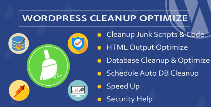 cleanup-optimize-plugin-wordpress-pour-seo
