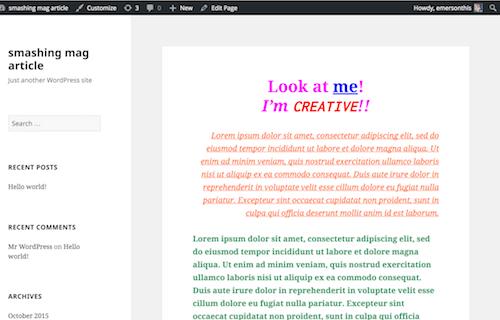 desactivation-de-lediteur-visuel-de-wordpress