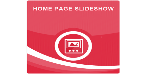 Home page slideshow plugin magento pour page accueil