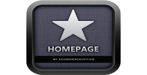 Homepageselleres plugin magento pour page accueil