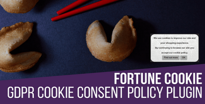 Fortune cookie consent policy plugins wordpress integrer politique confidentialite