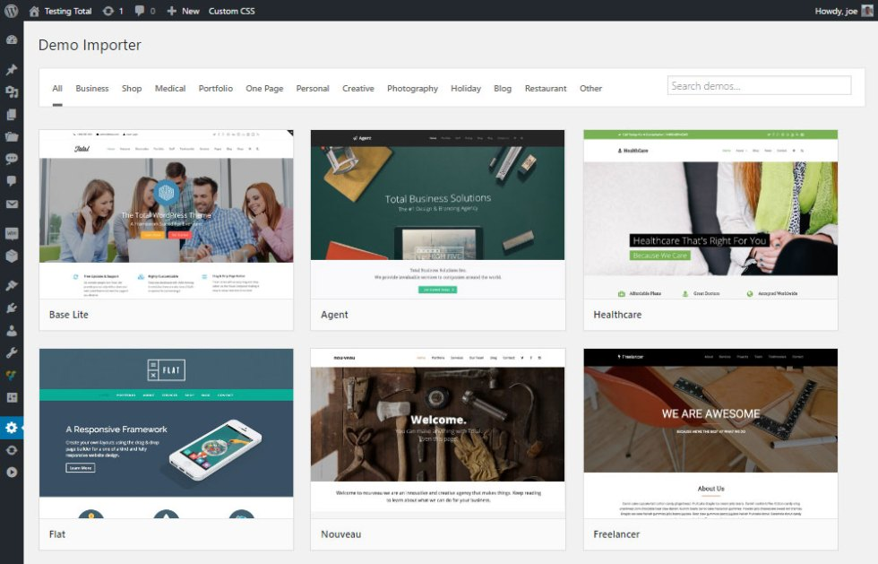 Total Review: The Most-Used Versatile WordPress Theme | BlogPasCher