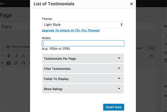 Lista łatwych opcji referencji