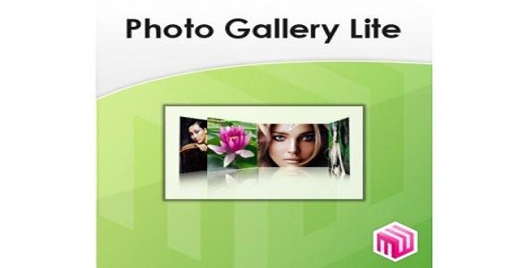 Photogallerylite plugin magento pour galerie