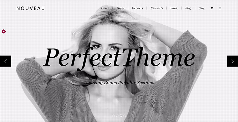 Nouveau themes wordpress creer boutique ligne vetements ecommerce woocommerce