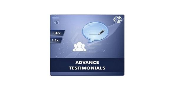 Advance testimonials plugin prestashop pour témoignages