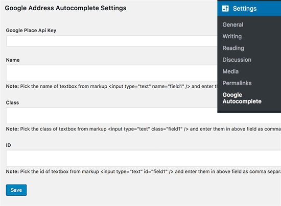 How to Add Auto-Completion to Address Fields | BlogPasCher