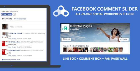 plugins de WordPress 6 para integrar Facebook Comentarios | BlogPasCher