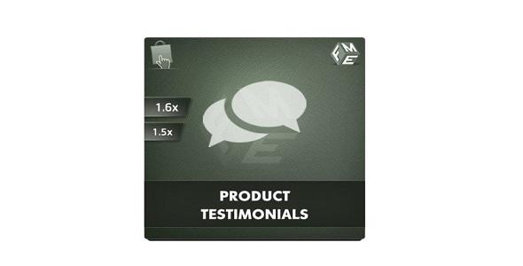 Product testimonials plugin prestashop pour témoignages