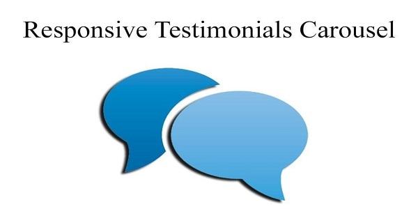Responsive testimonials carousel plugin prestashop pour témoignages