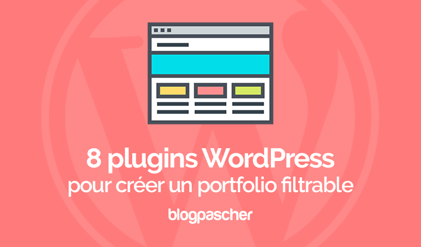 8 plugins de WordPress para crear una cartera filtrable | BlogPasCher