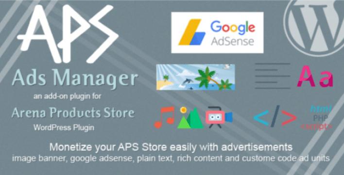 Aps ads manager wordpress plugin by anjum