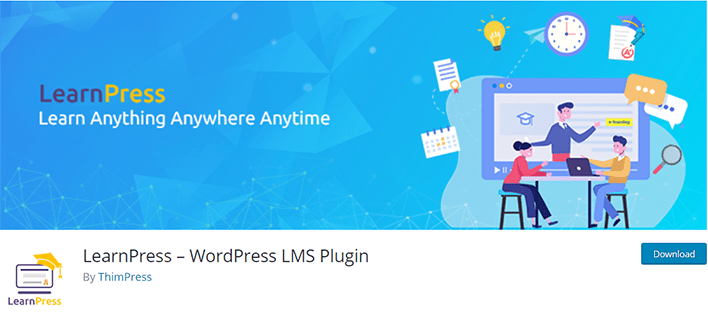 Learnpress plugins wordpress lms compares avantages inconvenients