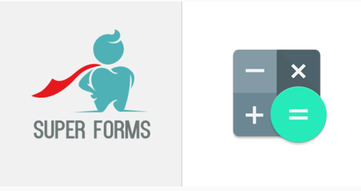 Super forms calculator add on