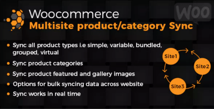 Woocommerce multisite product category sync 1