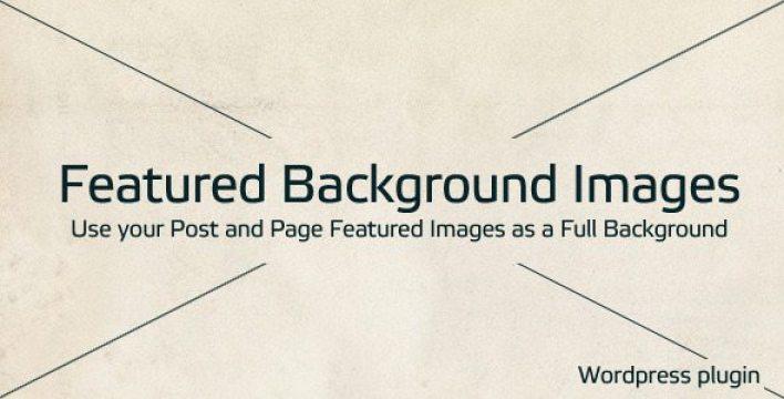 Fbi plugin wordpress pour arrière plan