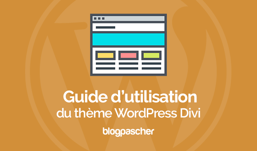 Divi theme user guide