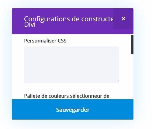 Wie das Menü Farbe zwischen den Seiten Divi ändern   BlogPasCher