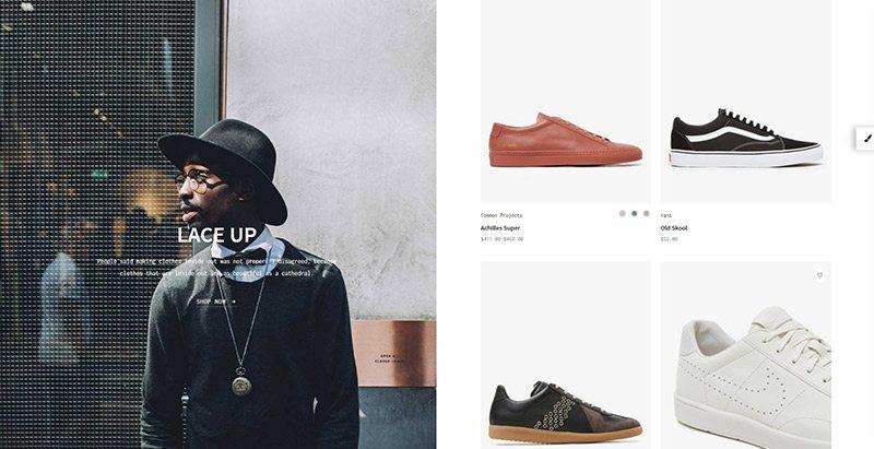 Upscale themes wordpress creer site ecommerce boutique en ligne pret a porter vetement mode
