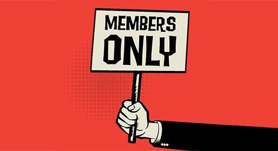Créer un site web a espace membre premium