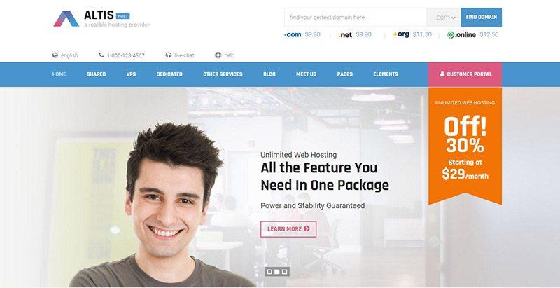 10 Temas de WordPress para crear un sitio de acogida para el sitio ...