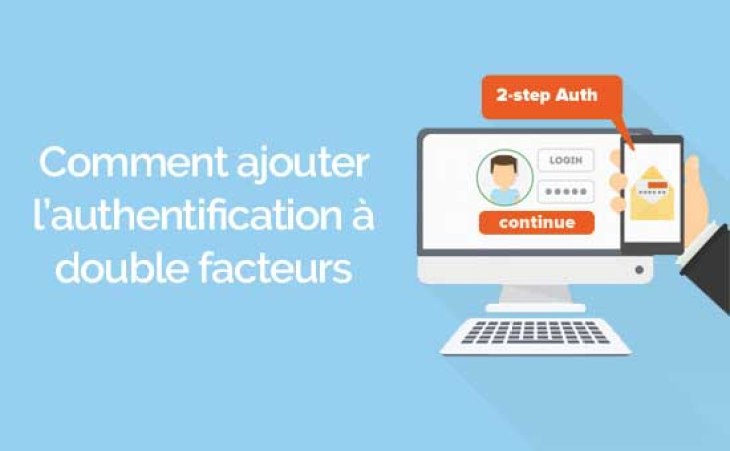 Ajotuer une authentification a double facteur sur wordpress