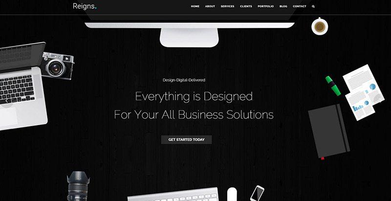 10 Temas de WordPress para crear cualquier sitio web de negocios ...