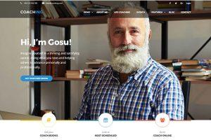 9 Thèmes WordPress Pour Créer Un Site Web De Coaching De Vie