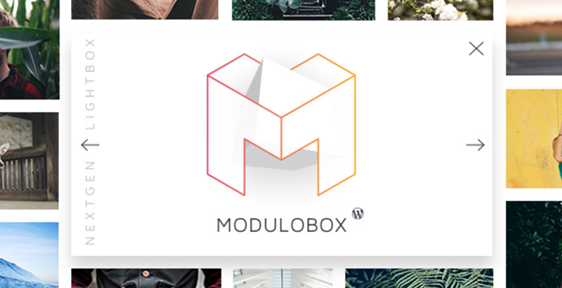 Modulobox plugins wordpress ajouter galerie portfolio site web blog