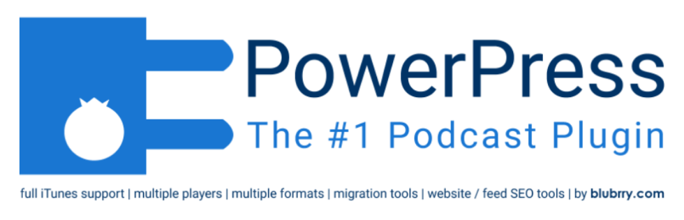 Powerpress podcasting plugin wordpress podcaster