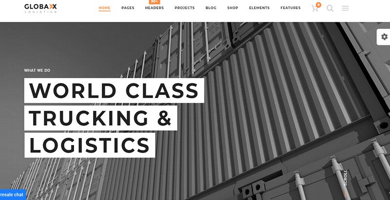 15 Temi WordPress per creare un sito web di società di