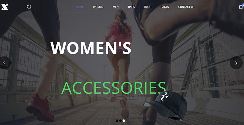 Onex themes wordpress create ecommerce website woocommerce vendas online