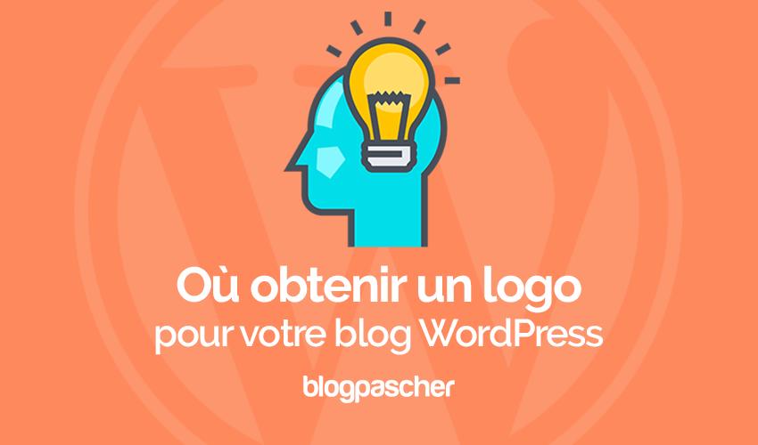 Où obtenir un logo pour votre blog wordpress