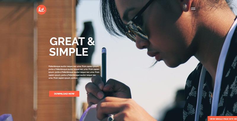 Hit-Themen WordPress erstellen Website-Unternehmen sme Unternehmen