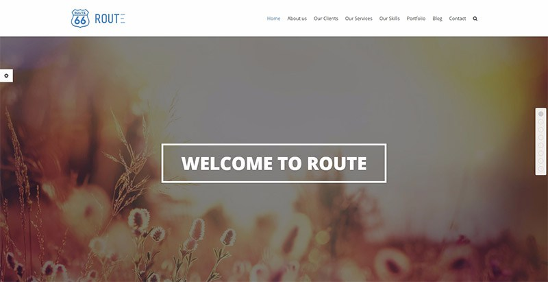 Route Themes Wordpress Optimises Referencement Seo