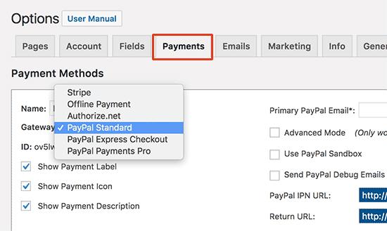 memberpress configuration des moyens de paiements.png