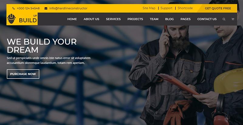 10 thèmes WordPress pour créer un site web d'entreprise ou d'agence