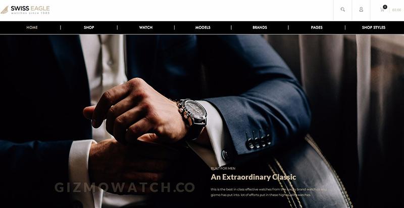 Swiss eagle themes wordpress creer site e commerce boutique en ligne store