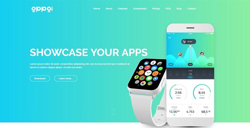 Appai themes wordpress creer site web entreprise technologique