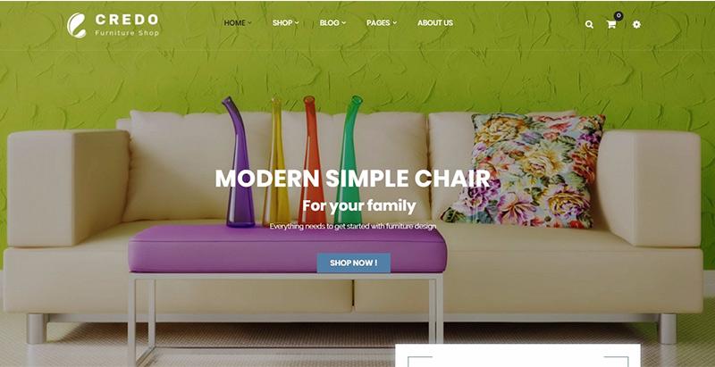 Creed themes wordpress создать интернет-магазин ecommerce сайт распродажа