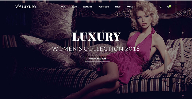 Luxury themes wordpress creer marketplace